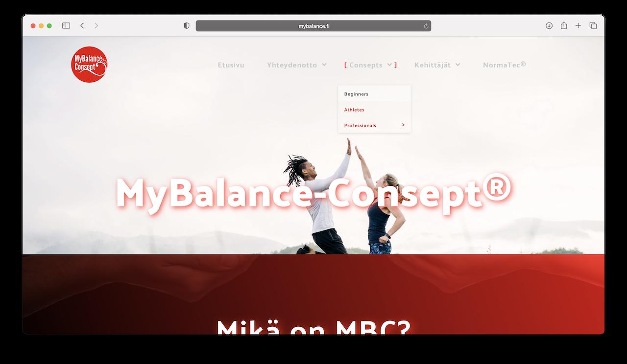 MyBalance-Consept®
